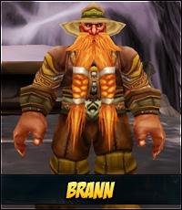 Brann Bronzebeard Wrath of the Lich King