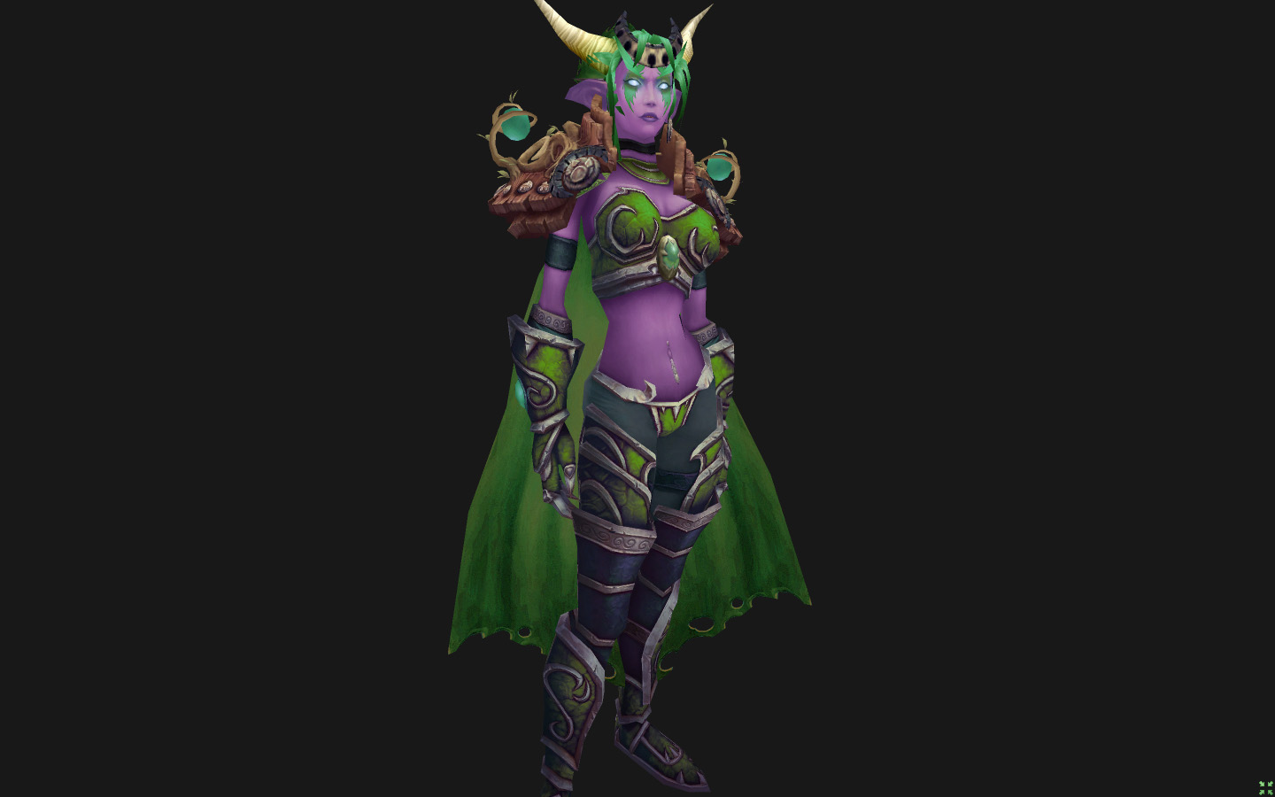 where is ysera s lower jaw hearthstone