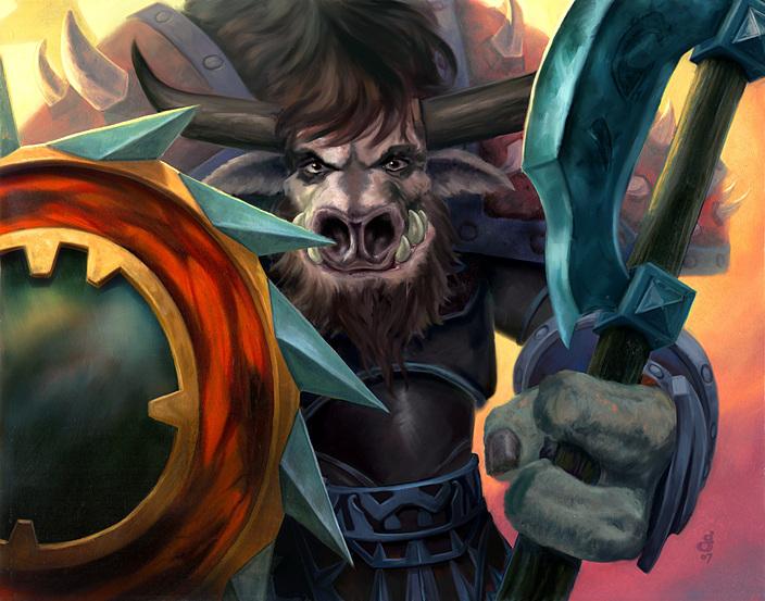 World Of Warcraft Czech And Slovak Official Fansite Warrior