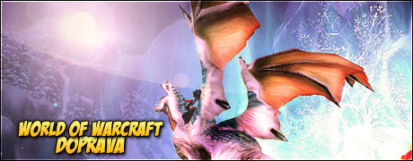 doprava ve World of Warcraft